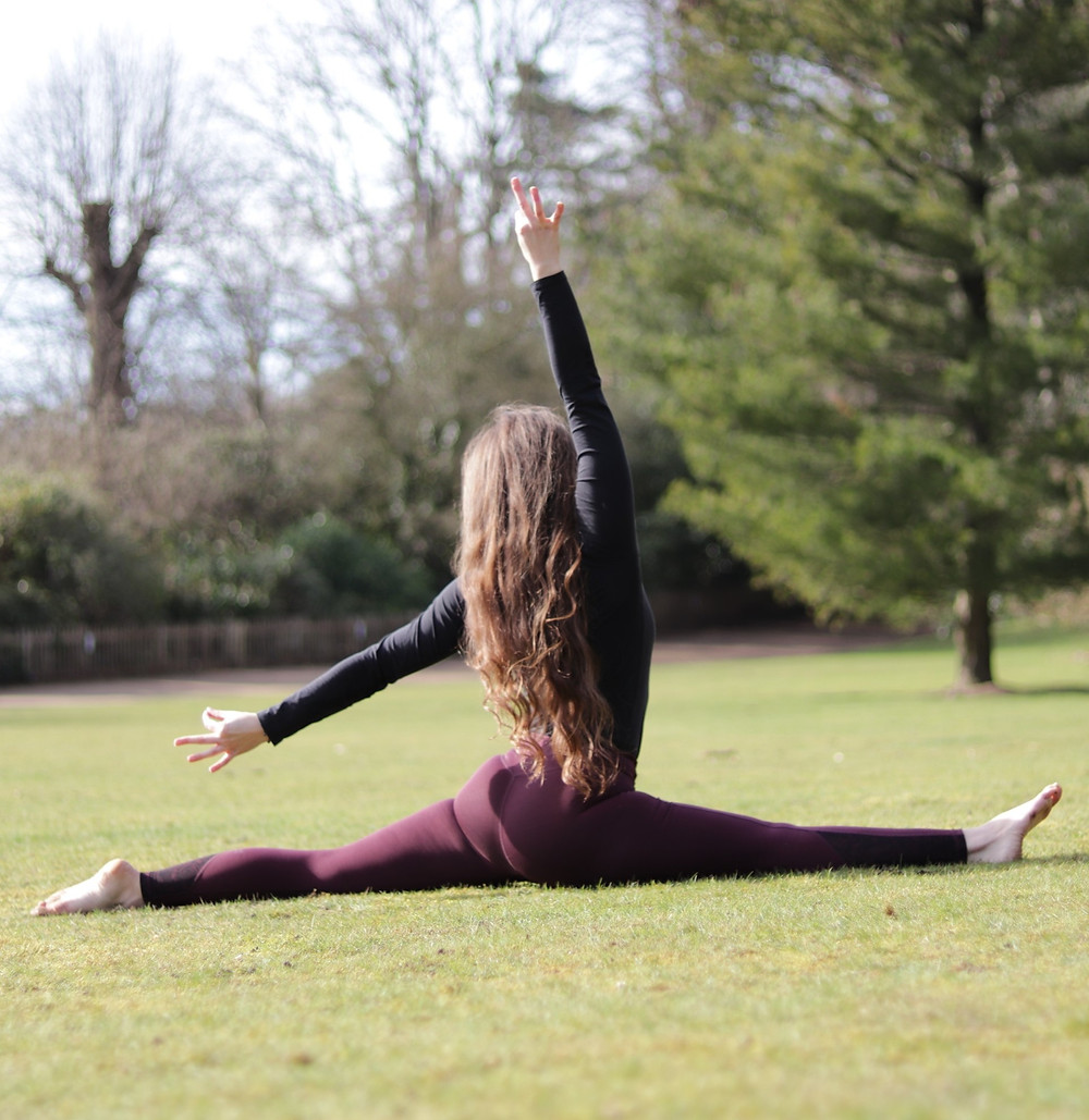 splits yoga aerial bristol clifton