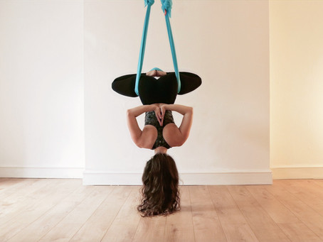 Aerial Yoga Group Classes