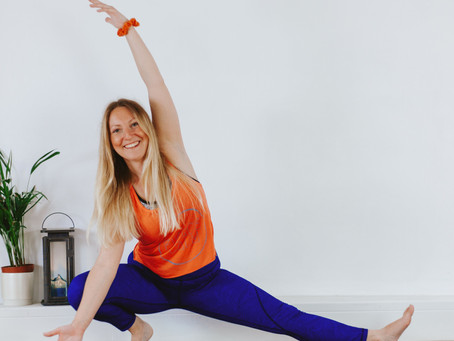 Vinyasa Yoga with Jolene