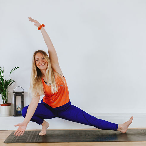 Yoga for beginners Clifton