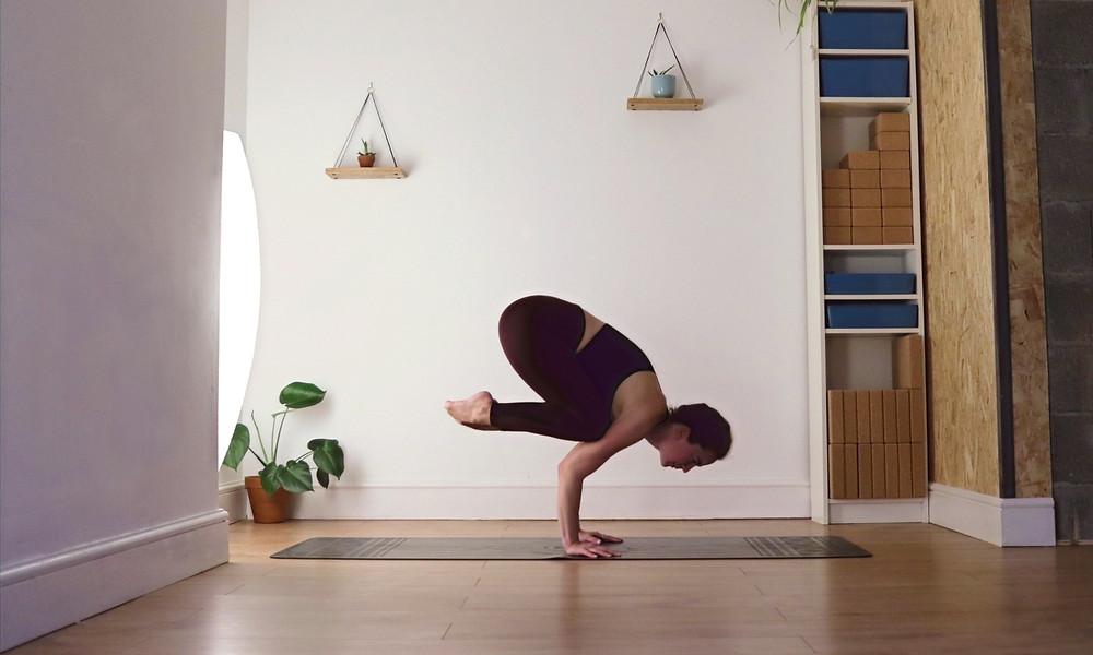 online yoga classes with Bristol based yoga teacher