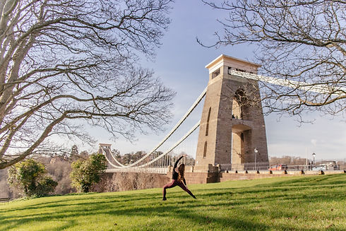 Yoga Teacher in Bristol, Clifton