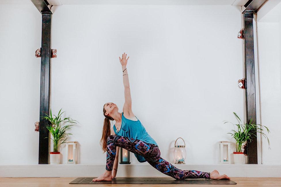 yoga classes bristol vinyasa