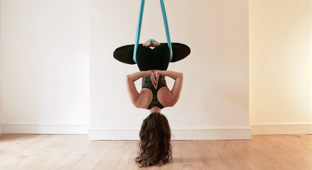 Private Yoga and Aerial Yoga sessions in Clifton, Bristol or Online