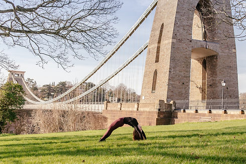 Aerial Yoga in Clifton Bristol