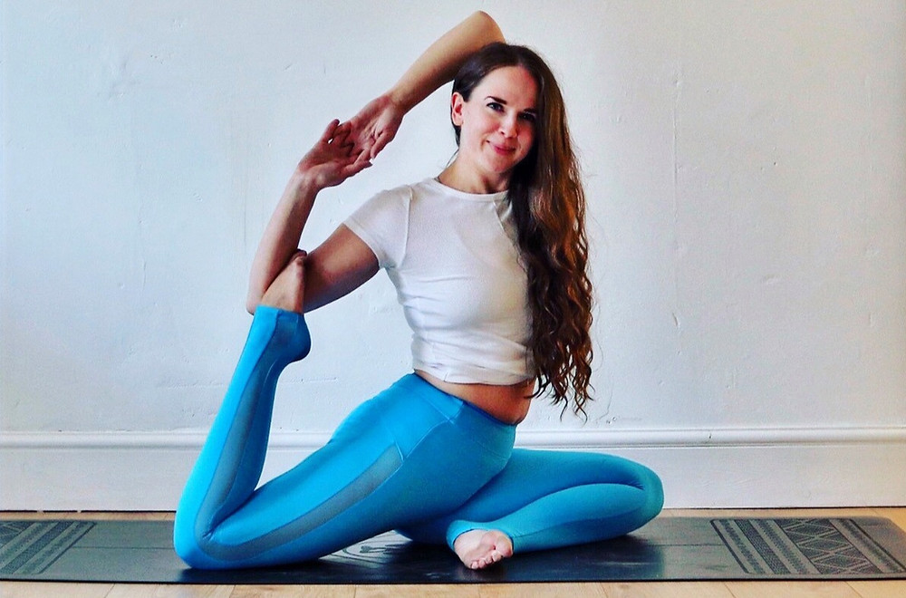 online yoga classes with Bristol based yoga teacher