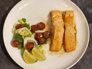 10 Benefits of Eating Salmon