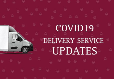 Covid-19 Update & Deliveries