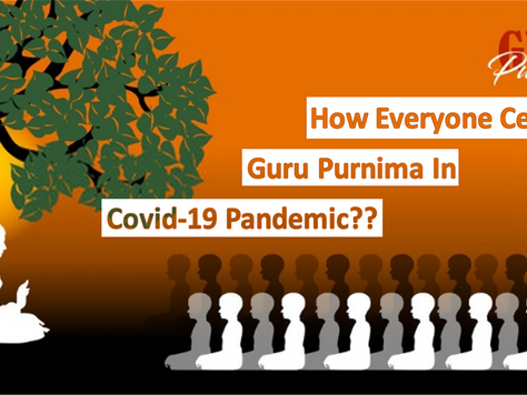 Guru Purnima 2020: How Celebrated In COVID19?
