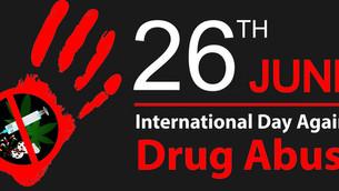 Why we celebrate International Day against Drug Illicit Trafficking 2020?