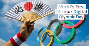 World's First 24-hour Digital Olympic Day
