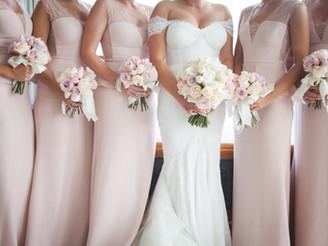 The Best of Friends Deserve the Best Attire: Bridesmaids Dresses 101