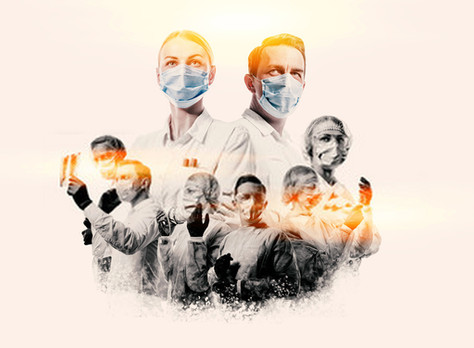 National  Doctors Day- Healthcare Heroes