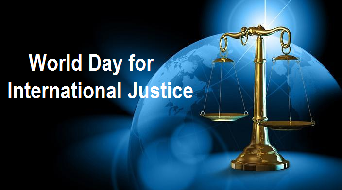 International Justice Day: Theme, Importance, History, Roles, Events and Facts