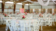 TABLE RENTALS FOR YOUR WEDDING 101