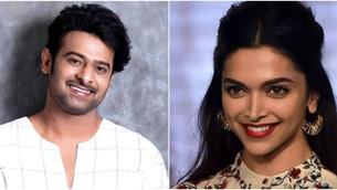 Prabhas और Deepika Padukone अब आएंगे एक साथ नज़र - Prabhas21