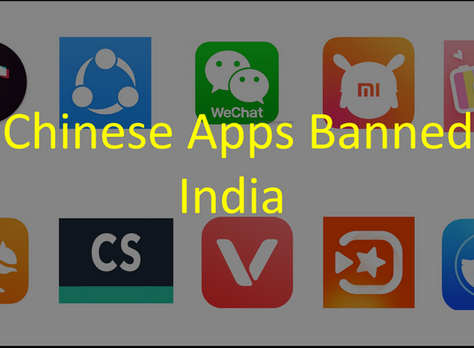India bans 59 Chinese apps including TikTok, ShareIt, Helo