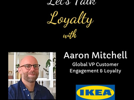 Ikea Family Club with Aaron Mitchell - Global VP Loyalty