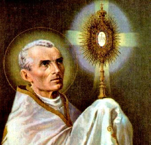 Saint Peter Julian Eymard: Apostle of the Eucharist