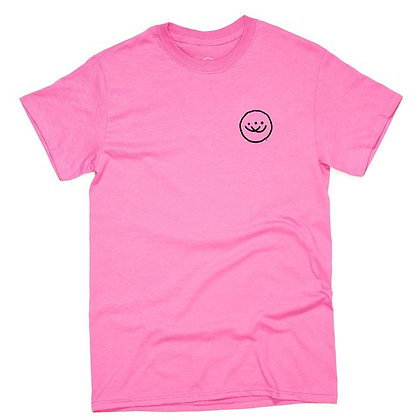 Doubles OG Smiley SS - Pink