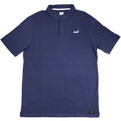 ALIVE POLO Shirt blue