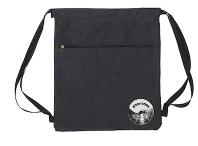 Loophole backpack black
