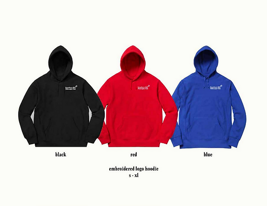 STRAWBERRYHILL PHILOSOPHY CLUB Hoodie
