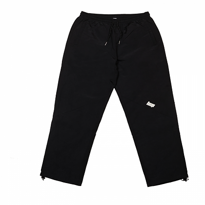 TURBO TRACK PANTS black