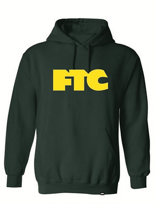 FTC OG LOGO HOODY Forest