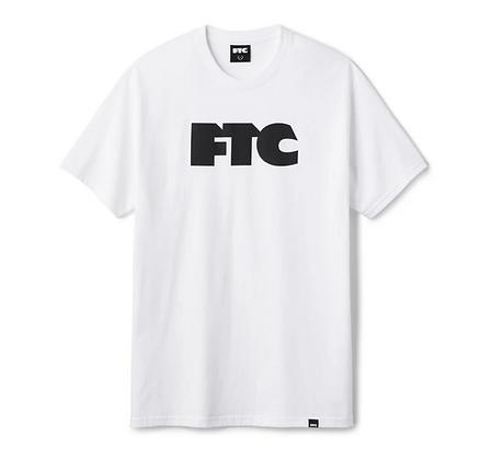 FTC OG LOGO TEE White
