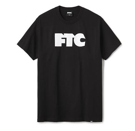 FTC OG LOGO TEE BLACK