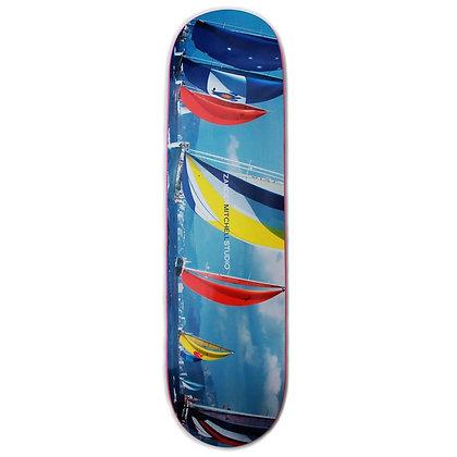Zander Mitchell - Sailboats - Skateboard