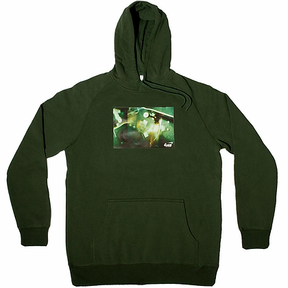 Dice tournament hoodie green