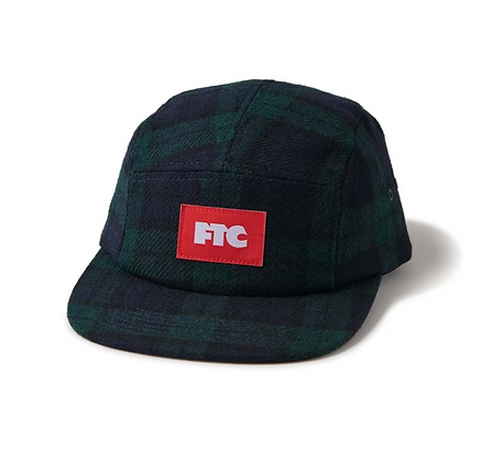 FTC WOOL CAMP CAP