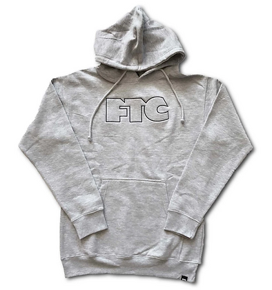 OG Logo Outline Grey