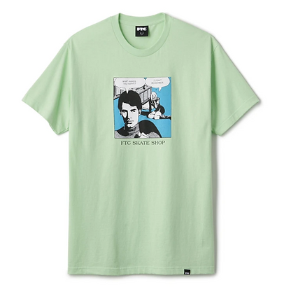 FTC WHAT MAKES YOU HAPPY TEE MINT