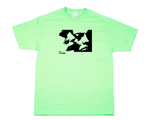 Face of Love - Tee - Mint
