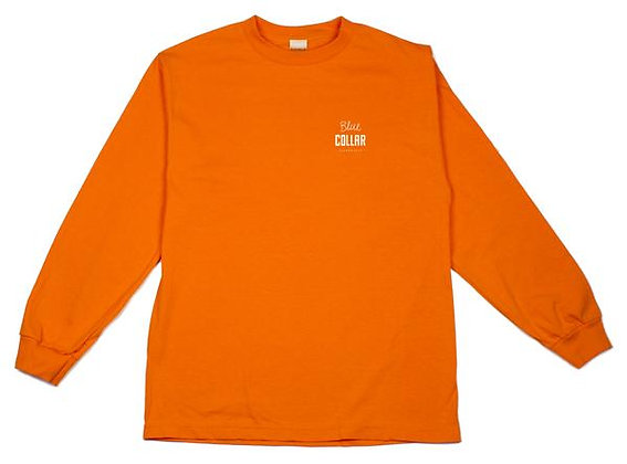 OG STACK LONGSLEEVE - ORANGE