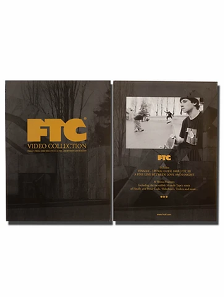 FTC DVD VIDEO COLLECTION