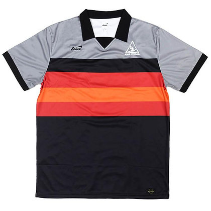 FIELD SOCCER JERSEY black/red/grey