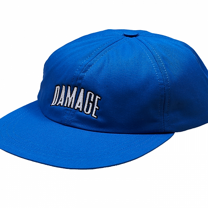 666 PANEL CAPS blue