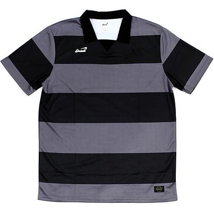 FIELD SOCCER JERSEY black/grey
