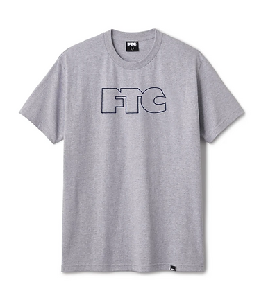 FTC OG OUTLINE TEE GREY