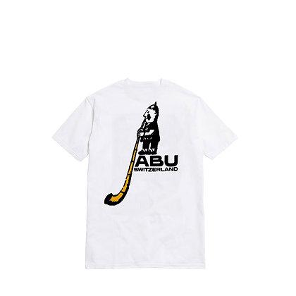 ABU Tee white