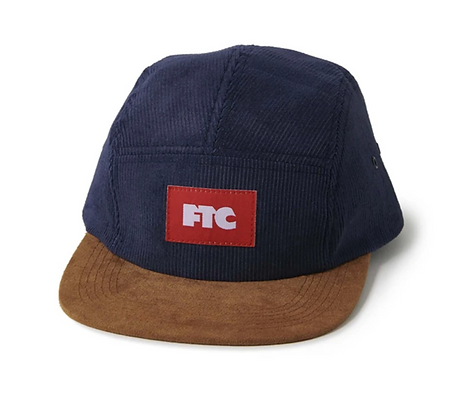 FTC CORDUROY CAMP CAP