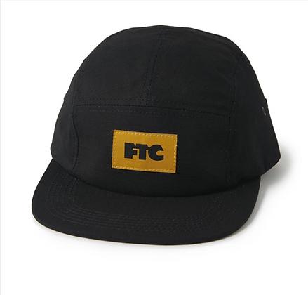 FTC OG CAMPER CAP BLACK