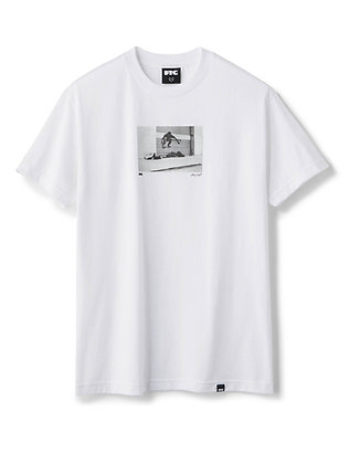 FTC JOVONTAE OLLIE PHOTO TEE BY BRYCE KANIGHTS White