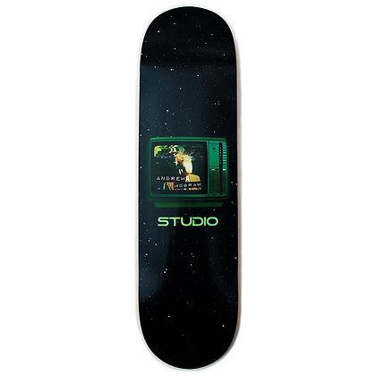 Andrew McGraw - Space God - Skateboard