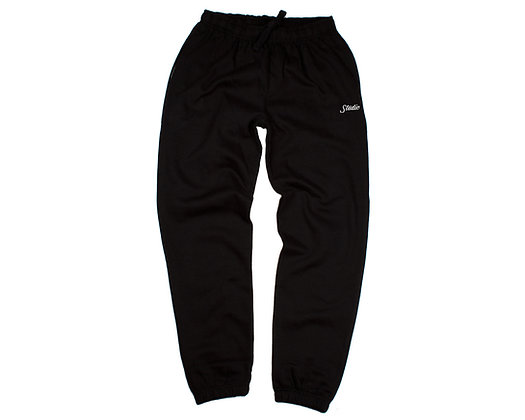 Small Script - Sweatpants - Black