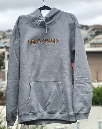 "Deep Fried ""Vegan Chicken Nugget"" Hoodie"